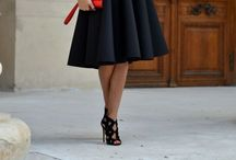 Style / Last fashion trends and interesting outfit