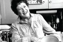 Food & Drink - Julia Child / Julia Child: her fabulous wit, wisdom and recipes