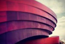 Inspiración en colores y arquitectura / Paletas de color en la arquitectura, inspiración en las combinaciones de color
