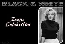 "B&W✿Icons~Celebrities ...& more / Welcome! You are all cordially invited to collaborate on this board. If you follow me and write simply ""Add me"", ONLY AT THIS URL: https://www.pinterest.com/hardysCorner7/last-minute/ , I'll send you an invitation, as soon as possible . Thanks to all contributors and followers for making this an superb board! Contributing is not obliged... You are free to invite your friends. Here, no rule, other than those of Pinterest...  Pinning what you want to, as much as you like  Admin✿Bernard"