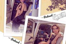 Liliana Santos by Atelier Jaqueline Roxo / Produção BLUSH para Trend Magazine em G Air Training Centre