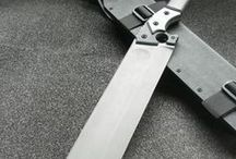 Deadly designs / Modern actual or fictional blades and firearms I like for their intriguing designs