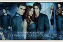 The vampire daries