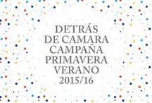 ► detras de cámara ◄ / Detras de cámara en la Campaña Publicitaria de Matriona para la temporada de primavera-verano 2015/6 www.matriona.com.ar