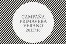 :: campaña verano 2016 :: / Matriona #campañaPublicitaria primavera-verano 2015/6