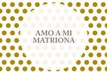 ♥ Dia de la Madre ♥ / •Amo a mi Matriona•    http://www.tiendamatriona.com.ar/