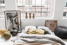 Bedroom / Schlafen unter dem Dach