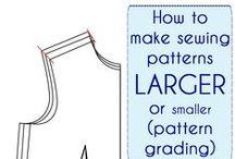 Kaavan muokkaus - Pattern modifying