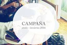 """:: Campaña 20.16 :: / """" Compruébalo y verás, es solo soltar tu sonrisa..."""" #InspiraciáonMusical Lucia Tacchetti en #Matriona"""