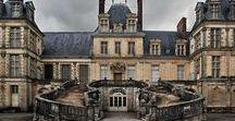 Pałac/Chateau de Fontainebleau