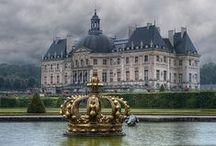 Pałac/Château de Vaux le Vicomte