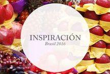 :: Inspiración Brasil 20.16 :: / #MatrionadeViaje ✈   ¿qué queremos ser? ¿Adónde queremos llegar? No lo sabemos. Y tal vez, quién sabe, no nos importa. Nuestra meta no es el destino sino el camino. Esa es nuestra forma de ser felices. Darnos la mano con la inspiración, abrazar los colores, respirar las plantas, reírse con las texturas, jugar con los sentidos y dejar volar la imaginación y el intelecto. #TiendaOnLine :: www.matriona.com.ar ::