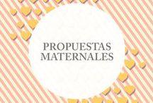 :: Propuestas Maternales :: / Propuestas #Matriona para las mamas de #Hoy.  Bolsos adaptables y cancheros, con un toque de diseño para ser una mama diferente y no caer en los clásicos de ayer.