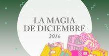 :: La Magia de Diciembre 2016:: / Un nuevo Diciembre cargado de sorpresas e ideas, como a Matriona le gusta! ¿Cuáles son tus tres deseos para este nuevo año que se acerca? ¿ Cómo pensas festejar?