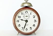 Tic Tock / Clocks of all shapes and sizes....