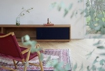 Simple + Clean = Beautiful / Uncluttered spaces