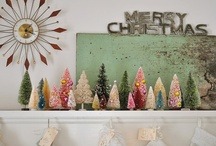 christmas fancies / by Angie A