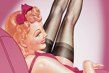 Pin Up Love / by Angie A