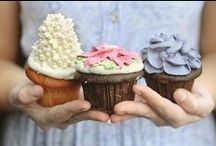Cupcakes / The possibilities are limitless.
