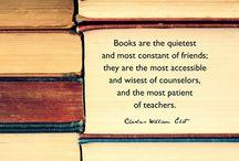 Bookworm / by Christine