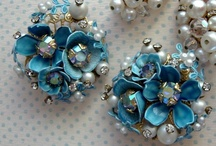 vintage jewelry / by Angie A