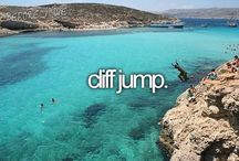 Bucket List / Places I want to go and things I want to do before I die. / by Christine