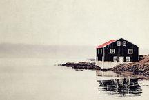 Dreamy dwellings / Beautiful homes
