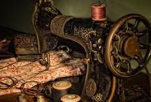 Sewing Machines / by Earthtones Girl