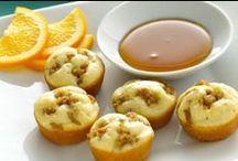 Recipes - Breakfast Foods / by Michaela Dollar