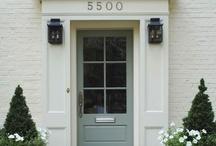 Gorgeous Doors / by Ann Grace