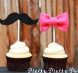 Entertaining: Baby Shower / Baby Shower Ideas, themes, decorations, recipes, menus