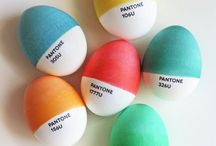 Holidays: Easter / Easter decorations, food, menu, recipes, traditions, family, kids projects