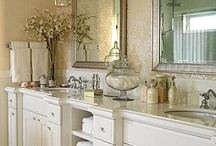 Bathrooms to Inspire / by Ann Grace