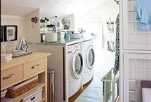 Laundry Rooms / by Angie A