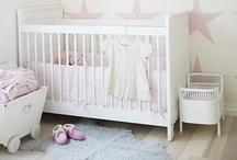 Baby Nurseries / Quartos de bebé - ideias / by A JANELINHA, Decoração & Puericultura