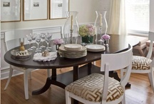 Dining Tables, etc. / by Amy Kelly | That Winsome Girl
