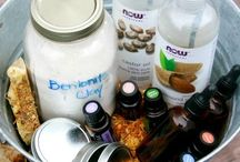Healthy Living: Safe Home / Diy cleaners, essential oils, toxic free, tips, how to