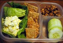 Yums!  ~ Quick lunches / by Amy Kate