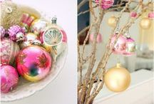 Christmas Should Sparkle / Decorating, entertaining and gift ideas for Christmas