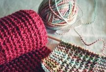 knitting  / by Caitlin Dowswell