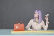 Madame Peripetie / Directrice Artistique / Freelance / Madame Peripetie, DA d'origine Garmano-Polonaise vit à Londres.  Passionnée de photo, elle repousse les frontières de la mode, de la sculpture et du corps humain. Elle expérimente les tissus, tout en incrustant des éléments Haute Couture avec des idées abstraites et conceptuelles, créant une escapade excentrique de la couleur et la texture.  Elle trouve ses inspirations dans le Surréalisme, le Dadaïsme, l'architecture, le collage art et le théâtre avant-gardiste de Robert Wilson. / by True Talents Gallery
