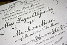 Wedding Stationary: Save the Dates, Invitations & On The Day