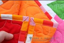 Quilts - Binding & Labels