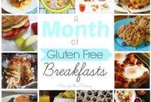 Gluten free / by Jennifer Bugher