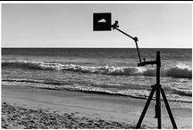 Rémi Noel / Concepteur Rédacteur / Freelance  / Rémi a 30 ans lorsqu'il ressent le besoin de photographier. Il effectue un voyage annuel de 10 jours dans l'ouest américain ou, en noir et blanc, il explore les archétypes de la mythologie américaine. Ses photos comprennent régulièrement une image dans l'image. Toutes ces références visuelles sont remixés dans la photographie de Rémi Noël qui nous expose des images amusantes pleines de références pince-sans-rire.           / by True Talents Gallery