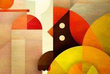 Antony Squizzato - art  / Acrylics, oils, inks & more