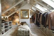 Attic rooms / by N. Sewell