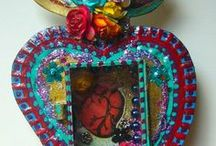 DIY Shrines / I want to make little shrines and icons and objects of worship. This board is ideas for that.
