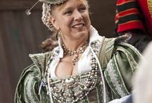 Renaissance Garb / Need help finding the perfect costume to wear to the Festival. Here are some examples of great 16th Century Garb!
