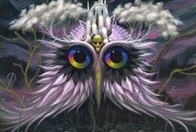 Lowbrow / popsurrealism masters / The most inspiring lowbrow painters